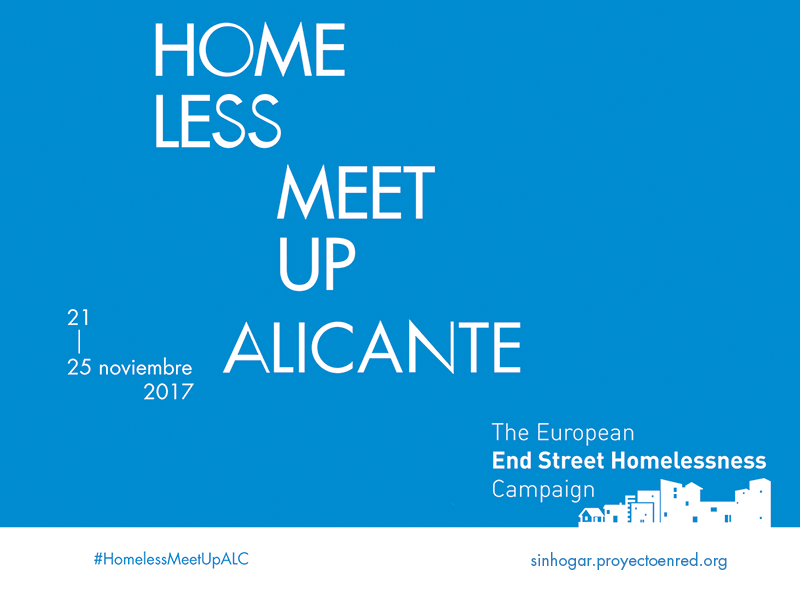 Homeless Meet Up Alicante